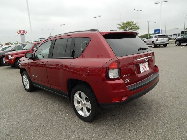 2016 Jeep Compass Latitude St. Cloud MN