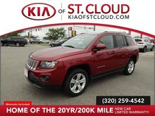 2016_Jeep_Compass_Latitude_ Waite Park MN