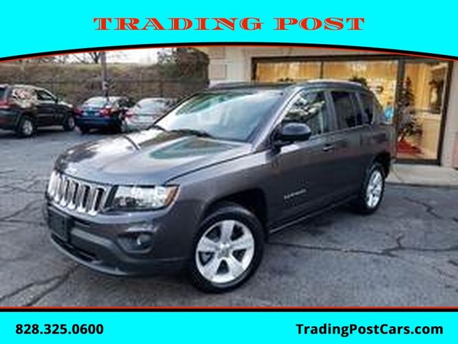 2016_Jeep_Compass_Sport_ Conover NC