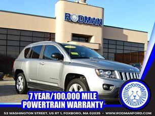 2016 Jeep Compass Sport Boston MA