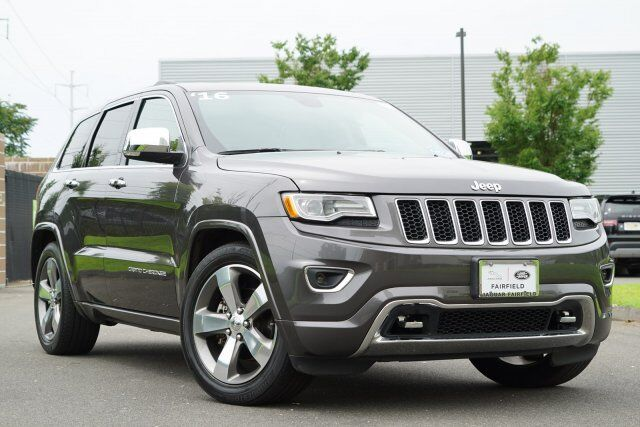 2016 Jeep Grand Cherokee 4WD 4dr Overland Fairfield CT