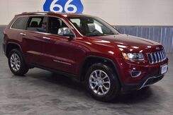 2016 Jeep Grand Cherokee LIMITED EDT. 4WD LEATHER LOADED! $15,000 OFF NEW! FULL WARRANTY! Norman OK