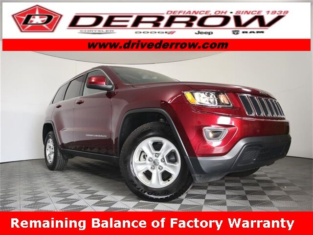 Car Dealerships In Defiance Ohio >> Used Jeep Grand Cherokee Defiance Oh