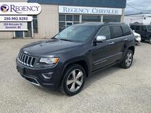 2016_Jeep_Grand Cherokee_Limited  -_ Quesnel BC