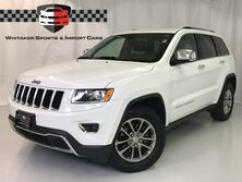Jeep Grand Cherokee Limited 4x4 2016