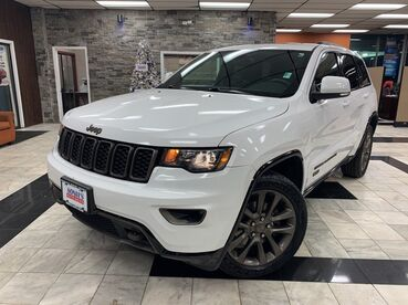 2016_Jeep_Grand Cherokee_Limited 75th Anniversary_ Worcester MA
