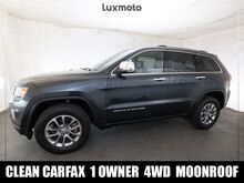 2016_Jeep_Grand Cherokee_Limited AWD_ Portland OR