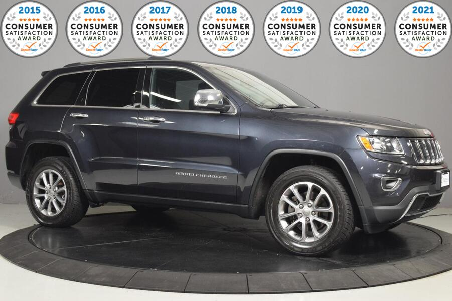 2016_Jeep_Grand Cherokee_Limited_ Glendale Heights IL