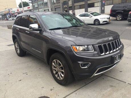 2016 Jeep Grand Cherokee Limited Queens NY