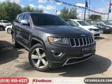 2016_Jeep_Grand Cherokee_Limited   NAV   LEATHER   ROOF   4X4_ London ON