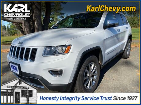 2016 Jeep Grand Cherokee Limited New Canaan CT