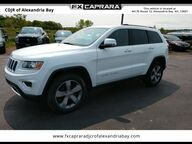 2016 Jeep Grand Cherokee Limited Watertown NY