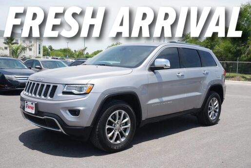 2016 Jeep Grand Cherokee Limited Weslaco TX