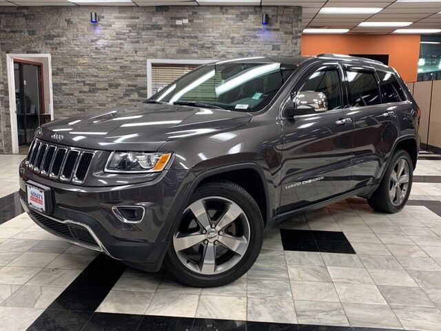 2016 Jeep Grand Cherokee Limited Worcester MA