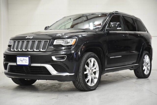 2016 Jeep Grand Cherokee Summit Englewood CO