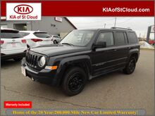 2016_Jeep_Patriot_4WD 4DR SPORT_ Waite Park MN