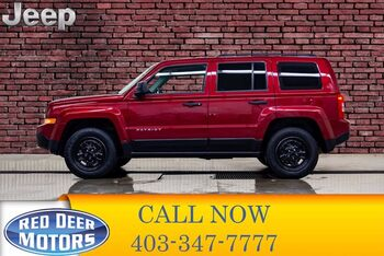 2016_Jeep_Patriot_4x4 Sport_ Red Deer AB