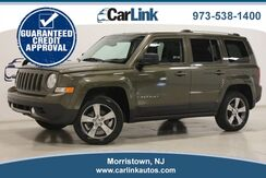 2016_Jeep_Patriot_High Altitude_ Morristown NJ