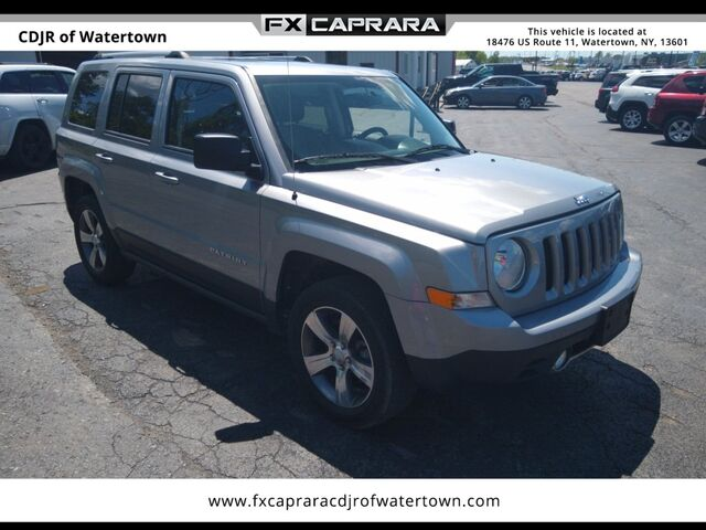2016 Jeep Patriot High Altitude Watertown NY