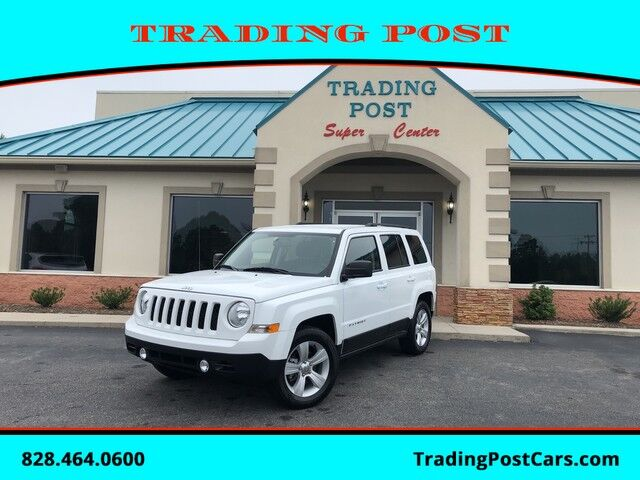 2016_Jeep_Patriot_Latitude_ Conover NC