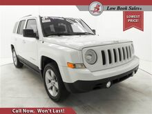 2016_Jeep_Patriot_Latitude_ Salt Lake City UT