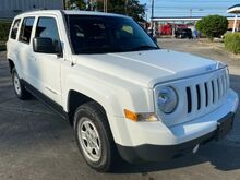 2016_Jeep_Patriot_Sport 4WD_ Houston TX