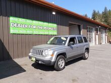 2016_Jeep_Patriot_Sport 4WD_ Spokane Valley WA