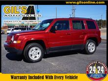 2016_Jeep_Patriot_Sport_ Columbus GA