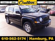 2016_Jeep_Patriot_Sport_ Hamburg PA