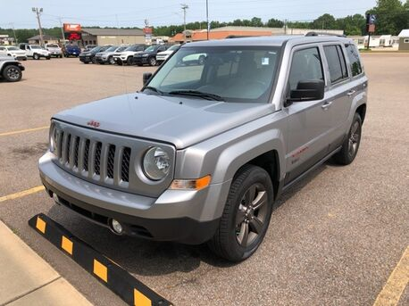 2016_Jeep_Patriot_Sport_ Paris TN