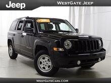 2016_Jeep_Patriot_Sport_ Raleigh NC