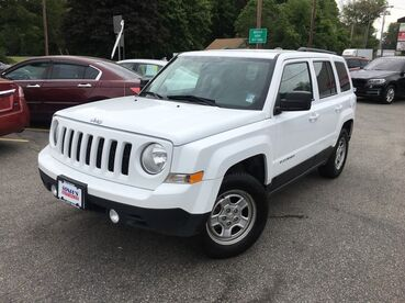 2016_Jeep_Patriot_Sport SE_ Worcester MA