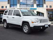 2016 Jeep Patriot Sport San Antonio TX