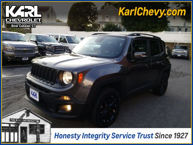 2016 Jeep Renegade Justice New Canaan CT