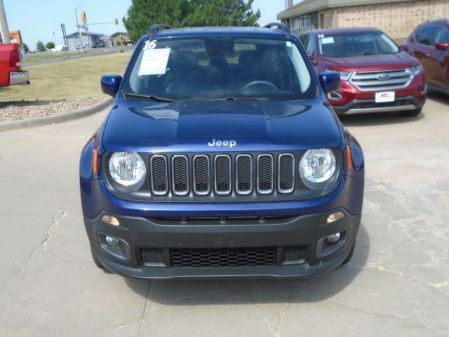 2016 Jeep Renegade Latitude 4WD Colby KS