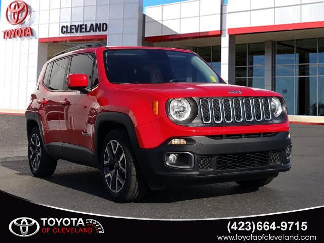 2016 Jeep Renegade Latitude McDonald TN