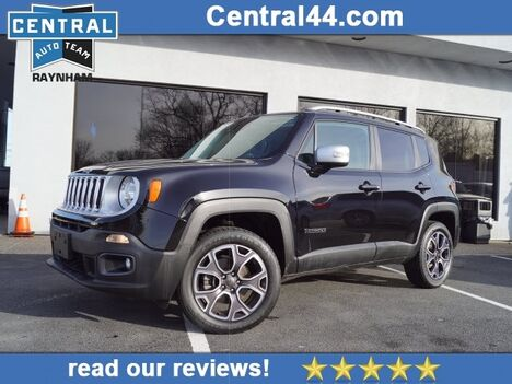2016_Jeep_Renegade_Limited_ Raynham MA