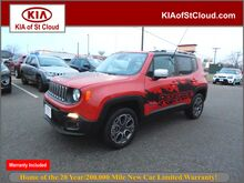 2016_Jeep_Renegade_Limited_ Waite Park MN