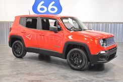 2016_Jeep_Renegade_SPORT 4X4 ONLY 5000 MILES 31 MPG! SUV! LIKE NEW!_ Norman OK