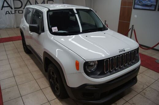 2016 Jeep Renegade Sport FWD Charlotte NC