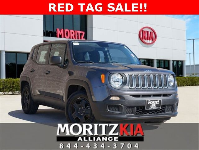 2016 Jeep Renegade Sport Fort Worth TX