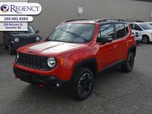 2016_Jeep_Renegade_Trailhawk  - Bluetooth - Low Mileage_ Quesnel BC