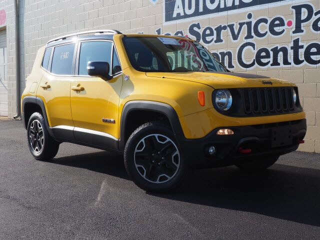 2016 Jeep Renegade Trailhawk Middletown OH