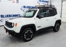 2016 Jeep Renegade Trailhawk San Antonio TX