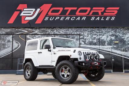 2016 Jeep Wrangler Rubicon Hard Rock Tomball TX