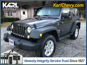 2016_Jeep_Wrangler_Sport_ New Canaan CT