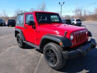 2016 Jeep Wrangler Sport Watertown NY