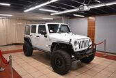 2016 Jeep Wrangler UNLIMITED 4WD LIFTED