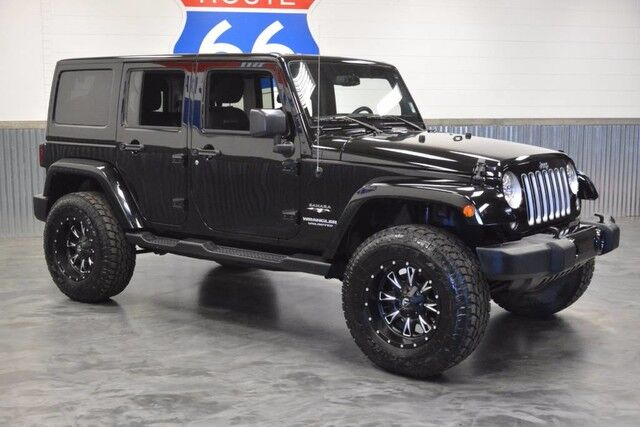 2016 jeep wrangler unlimited 1 owner lifted blacked out wheels 2016 jeep wrangler unlimited 1 owner lifted blacked out wheelsnitto tires sciox Choice Image