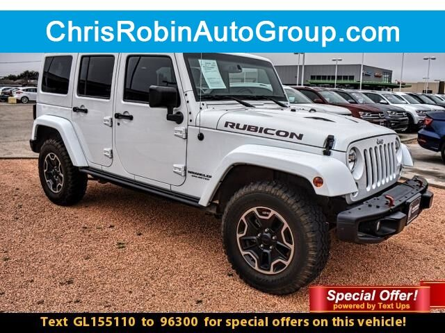 2016_Jeep_Wrangler Unlimited_4WD 4dr Rubicon_ Midland TX